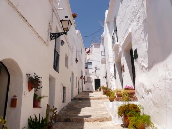 スペインの白い村フリヒリアナレポート | スペイン ...